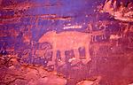 Indian Petroglyphs; Utah; Rock; Roack Art; Archaeology; Anthropology, United States, US