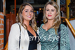 Enjoying the evening in Sean Og's on Saturday, l to r: Rebecca Nardone and Cora Broderick.