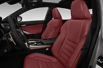 Front seat view of 2017 Lexus IS F-Sport-Line 4 Door Sedan Front Seat  car photos