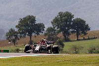 11th September 2020; Mugello race track, Scarperia e San Piero, Tuscany, Italy ; Formula 1 Grand Prix of Tuscany, Free practise; 99 Antonio Giovinazzi ITA, Alfa Romeo Racing ORLEN