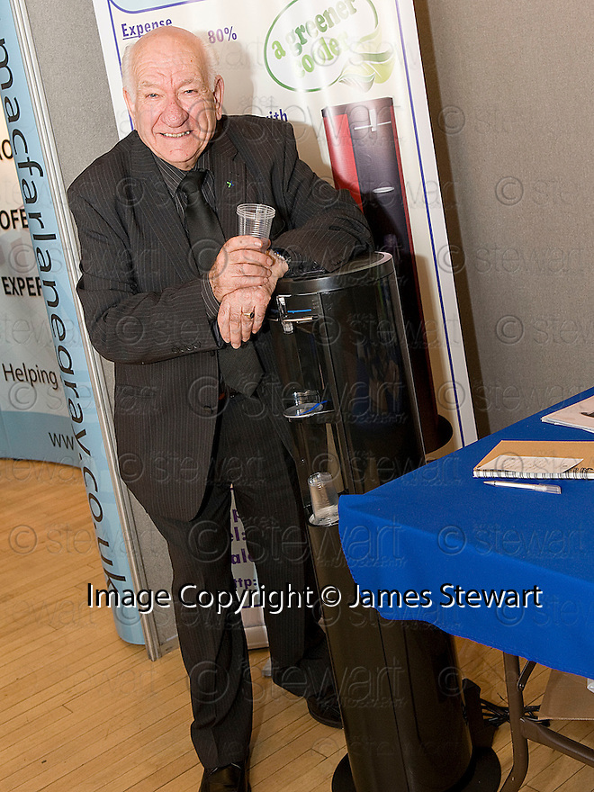 Falkirk Business Exhibition 2011<br /> WORKPLACEWATER