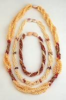 Niihau shell necklaces