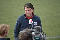 VOETBAL: NIEUWEHORNE: 28-02-2021, Sportcomplex UDIROS, SC Heerenveen-AJAX, Bekervoetbal, uitslag 1-3, Roeland <br /> ten Berge, ©foto Martin de Jong