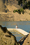 People enjoying recreational activities at Lake Billie Chinook, Cove Palisades State Park, Central Oregon