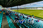 A historic meeting of Kerry County Council was held at Austin Stack Park in Tralee on Monday to comply with to public health guidelines.