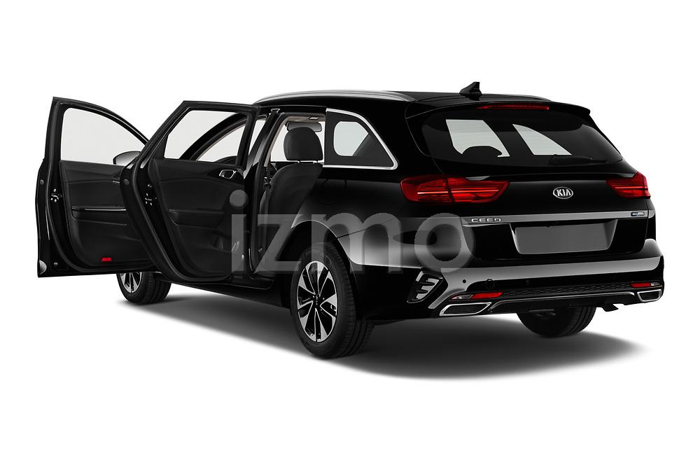 Car images of 2020 KIA Ceed-SW-PHEV Business-Line 5 Door Wagon Doors