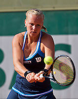 France, Paris, 31.05.2014. Tennis, French Open, Kiki Bertens (NED)<br /> Photo:Tennisimages/Henk Koster