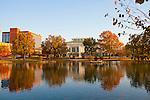 Scenes from Big Spring Park in Huntsville, Alabama.