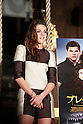 Kristen Stewart Attends to Photocall for the Latest Twilight Movie in Tokyo