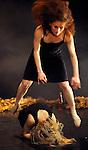 TEACH US TO OUTGROW OUR MADNESS....Choregraphie : OMARSDOTTIR Erna..Dramaturgie : JONSDOTTIR Karen Maria..Lumiere : RAUSA Sylvain..Avec :..DOUSSELAERE Lieven..GUDJONSDOTTIR Margret Sara..HUHTANEN Riina..JOHANNSSON Valdimar..BJORKLI Sissel Merete..OMARSDOTTIR Erna..RUNARSDOTTIR Valgerdur..Lieu : Petit Theatre..Cadre : Festival Les Antipodes..Ville : Brest..Le : 25 02 2009..© Laurent PAILLIER / photosdedanse.com