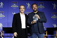 Steve Patti, VP, Front runner award