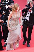 Jessica Chastain - CANNES 2016 - MONTEE DES MARCHES DU FILM 'MONEY MONSTER'