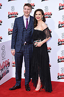Hayley Atwell and Joe Lycett<br /> arriving for the Empire Film Awards 2017 at The Roundhouse, Camden, London.<br /> <br /> <br /> ©Ash Knotek  D3243  19/03/2017
