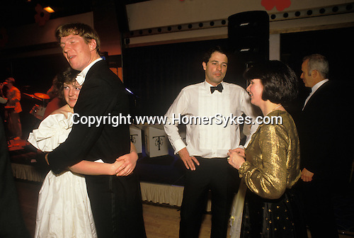 The Rose Ball Dorchester Hotel London.  The English Season  1987