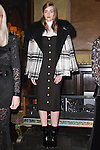 Paula poses in an outfit from the Veronica Beard Fall 2017 collection on February 13, 2017 at The Jane Hotel in New York City, during New York Fashion Week: Women Fall Winter 2017.