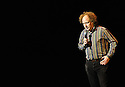 Top comedians celebrated ten years of Reprieve's work on death row and Guantánamo Bay in a stand-up show at the Lyceum Theatre, Covent Garden, London, UK. 07.06.10...The line up included: Tim Minchin, Phill Jupitus, Stewart Lee, Ed Byrne, Robin Ince, Kevin Eldon, Shappi Khorsandi, Isy Suttie, Andy Zaltzman. Hosted by Alistair Barrie and Clive Stafford Smith. Photographs by © Jane Hobson.