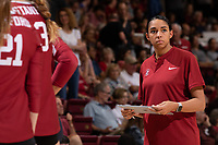 Stanford Volleyball W v BYU, September 21, 2019