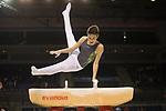 British Gymnastics Championships MAG Under 16