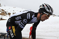 24th May 2021, Giau Pass, Italy; Giro d'Italia, Tour of Italy, route stage 16, Sacile to Cortina d'Ampezzo ; <br />  151 BENNETT George NZL.