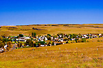 Town of Washtucna along Washington State Route 26, on the Palouse Scenic Byway.  A short drive to the east is spectacular Palouse Falls and Palouse Falls State Park.
