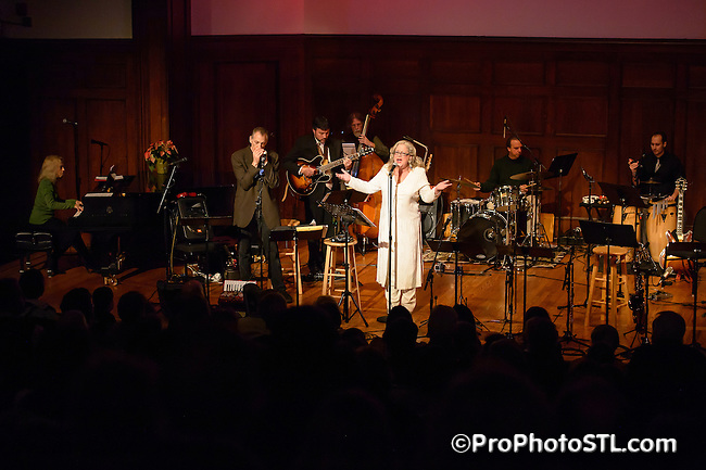 Beth Tuttle Christmas concert at The Sheldon in St. Louis, MO on Nov 27, 2012.