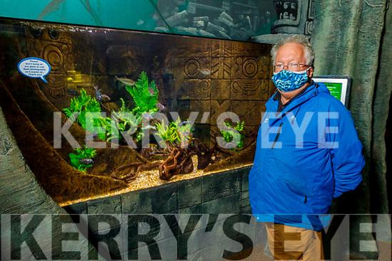 Kevin Flannery, Director of Dingle OceanWorld Aquarium