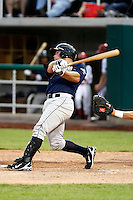 Brandon Sizemore - 2010 Helena Brewers - Playing against the Orem Owlz in Orem, UT - 07/26/2010.Photo by:  Bill Mitchell/Four Seam Images..