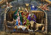 Interlitho-Marcello, HOLY FAMILIES, HEILIGE FAMILIE, SAGRADA FAMÍLIA, paintings+++++,holy family, 3 kings, 2,KL6154,#xr#