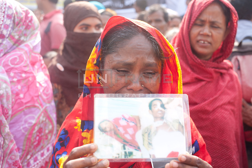 on May 31 with dead toll of 1135. Approximately 2515 injured people were rescued from the building alive. More than 100 workers are still missing. Savar, near Dhaka, Bangladesh.