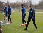 29.03.2019 Rangers training: Steven Gerrard