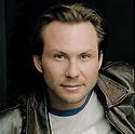 Christian Slater, actor 2004. CREDIT Geraint Lewis