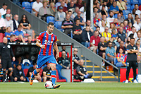 Luka Milivojevic of Crystal Palace passing the ball during the pre season friendly match between Crystal Palace and Hertha BSC at Selhurst Park, London, England on 3 August 2019. Photo by Carlton Myrie / PRiME Media Images.