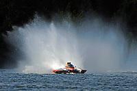 "Mike Monahan, GP-93 ""Renegade""  (Grand Prix Hydroplane(s)"