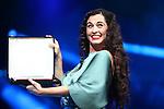 61 Premios Ondas.<br /> Gala ONDAS-Gran Teatre del Liceu.<br /> Silvia Perez Cruz.