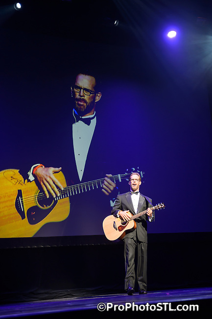 Variety St. Louis Children's Charity 2013 gala event at Peabody Opera House in St. Louis, MO on April 27, 2013.