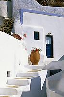 Haus in  Imerovigli, Insel Santorin (Santorini), Griechenland, Europa
