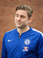 Goalkeeper Robert GREEN of Chelsea arrives during the Premier League match between Crystal Palace and Chelsea at Selhurst Park, London, England on 30 December 2018. Photo by Andrew Aleks.