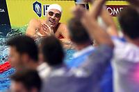 Fabio Scozzoli AQUA CENTURIONS Men's 50m Breaststroke<br /> Napoli 12-10-2019 Piscina Felice Scandone <br /> ISL International Swimming League <br /> Photo Cesare Purini/Deepbluemedia/Insidefoto