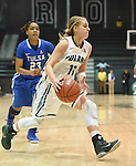 Tulane women's basketball improves their record to 15-3 with a, 73-34, win over Tulsa.