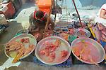 Selling Chickens, Gyee Zai Market
