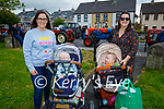 Attending the Ardfert Vintage Tractor run fundraiser for Kerry Cork Cancer Support Group in Ardfert on Sunday, l to r: Pamela Prenderville, Peter Farr, Maura and Cody Nolan.
