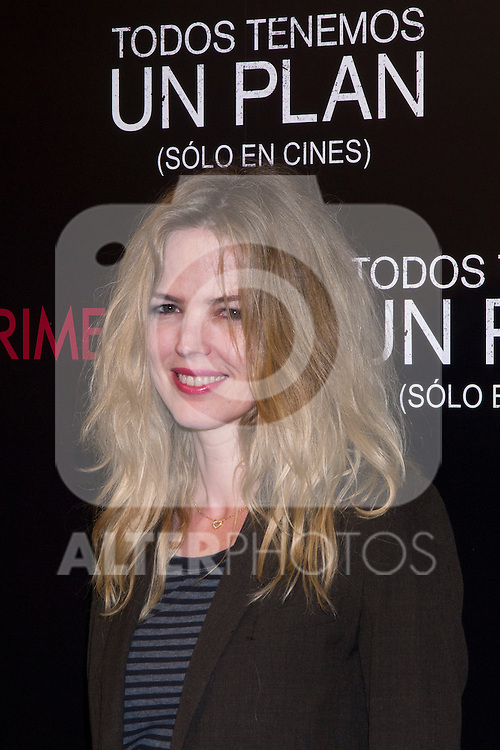 05.09.2012. Premier at the Capitol Cinema in Madrid of the movie ´Todos tenemos un Plan´.. Directed by Ana Piterbag and starring by Viggo Mortensen, Soledad Villamil and Javier Godino. In the image Cristina Rosenvinge (Alterphotos/Marta Gonzalez)