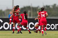 U17 Costa Rica vs Canada, June 6, 2018