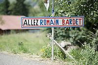 allez-allez Romain Bardet!<br /> <br /> Stage 18 (ITT) - Sallanches › Megève (17km)<br /> 103rd Tour de France 2016