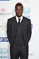 Wlfred Zaha<br /> arriving for the Football for Peace initiative dinner by Global Gift Foundation at the Corinthia Hotel, London<br /> <br /> ©Ash Knotek  D3493  08/04/2019