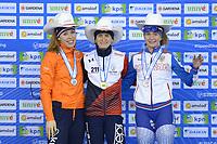 SPEEDSKATING: Calgary, 06-02-2020, ISU World Cup Speed Skating, Antoinette de Jong, Martina Sáblíková, Natalia Voronina, ©foto Martin de Jong
