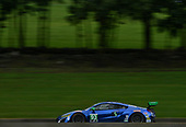 IMSA WeatherTech SportsCar Championship<br /> Continental Tire Road Race Showcase<br /> Road America, Elkhart Lake, WI USA<br /> Friday 4 August 2017<br /> 93, Acura, Acura NSX, GTD, Andy Lally, Katherine Legge<br /> World Copyright: Richard Dole<br /> LAT Images<br /> ref: Digital Image DSC_5635