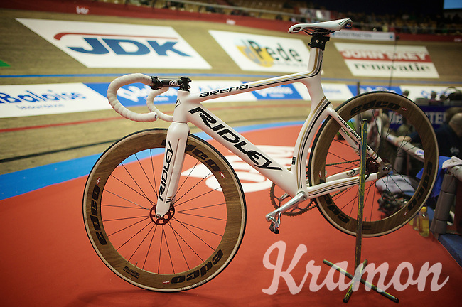 Ridley Arena<br /> <br /> Gent6 2013