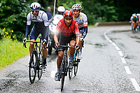 4th July 2021; Tignes, France;  QUINTANA Nairo (COL) of TEAM ARKEA - SAMSIC during stage 9 of the 108th edition of the 2021 Tour de France cycling race, a stage of 144,9 kms between Cluses and Tignes on July 4
