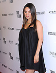 """Mila Kunis attends The Sony Picture Classics LA Premiere of """"THIRD PERSON"""" held at The Pickford Center for Motion Picture Studio / Linwood Dunn Theatrein Hollywood, California on June 09,2014                                                                               © 2014 Hollywood Press Agency"""